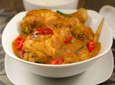 Chicken Curry For Summer