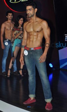 Contestants at Mr. India World 2014