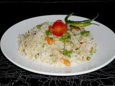 Corn Biryani
