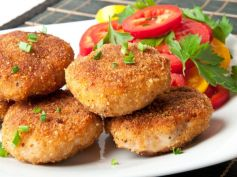Crisp Potato Chops Recipe With Video