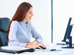 Desk Job Tip
