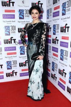 Divya Khosla Kumar at Annual Celebration of WIFT