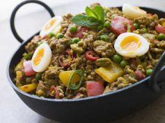 Egg Kheema Curry