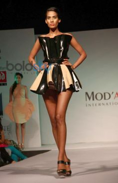 Fashion show by Mod Art International Fashion Institute Students