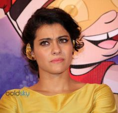 Kajol stuns druing Music launch of Mighty Raju
