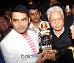 Kapil Sharma at Dadasaheb Phalke Awards