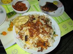 Kerala Style Beef Biryani