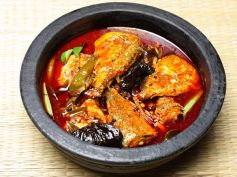Machcher Jhaal Spicy Bengali Fish Curry