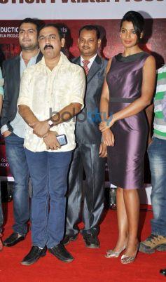 Mugdha Godse at muhurat of film Dangerous Facebook