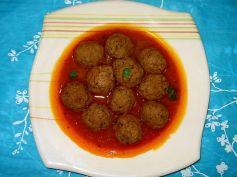 Mutton Keema Kofta Curry