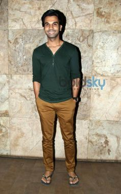 Raj Kumar Yadav at Hawwa Hawwai screening