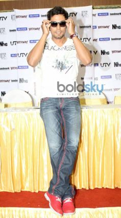 Randeep Hooda at Highway film DVD launch