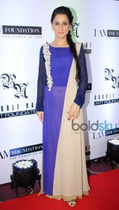 Rouble Nagi at I AM Foundation launch
