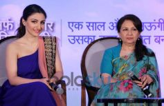 Sharmila Tagore and Soha Ali Khan support to Clinic Plus