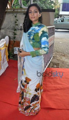 Shweta Salve at Aarti Vijay Gupta Collection Showcase