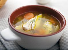 Summer Chicken & Vegetable Stew
