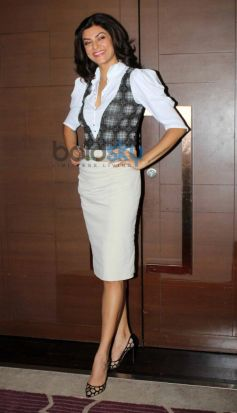 Sushmita Sen at I AM Foundation launch