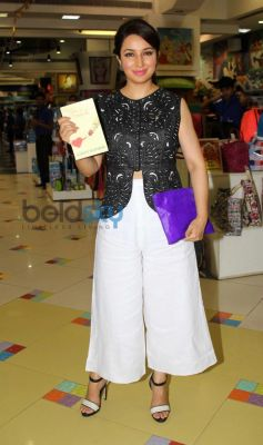 Tisca Chopra Launches Kiran Manral Book