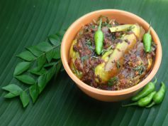 Use Green Chillies To Spice Up