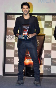 Varun Dhawan launches Ponds Mens range