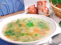 Vegetable/Chicken Broth