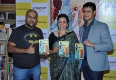 Vishal Dadlani launches Pratima Kapur Book