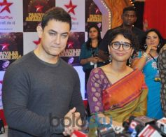 Aamir Khan and Other Celebs stuns at Star Parivar Awards