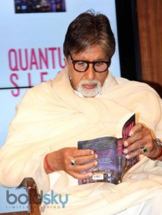 Amitabh Bachchan and Rakesh Maria launches Brijesh Singh Book