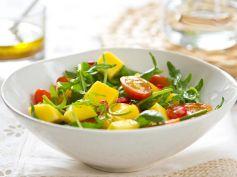 Apple Greens Salad