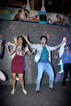 Armaan Jain and Deeksha Seth Promote Lekar Hum Deewana Dil