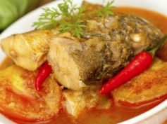Bengali Fish Curry Without Onions