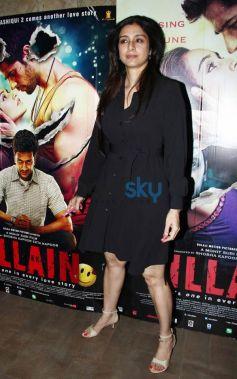 Bollywood Celeba at special screening of Ek Villain