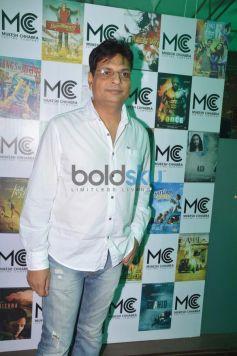 Bollywood Celebs at Mukesh Chhabra Casting Studio Launch