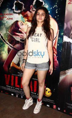 Bollywood Celebs at special screening of Ek Villain
