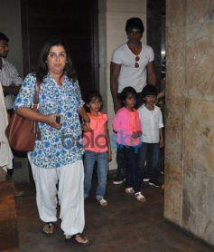 Celebs at Humshakals Special Screening