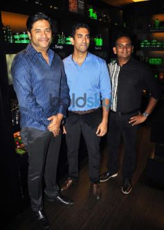 Celebs at Launch of SPA CEYLON