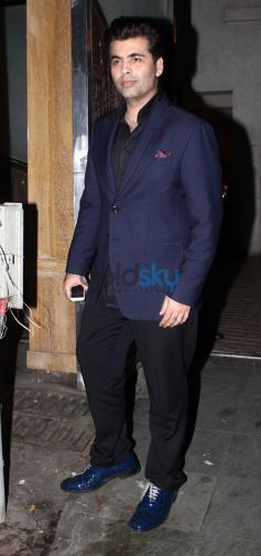 Celebs Snapped at Saif Ali Khan House