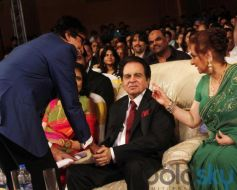Amitabh Bachchan at Dilip Kumar Autobiography Launch