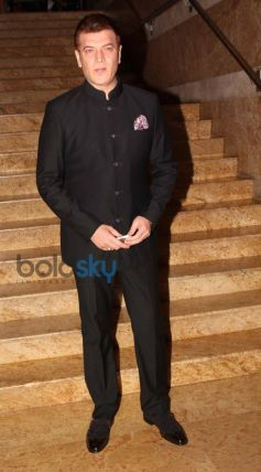 Aditya Pancholi at Dilip Kumar Autobiography Launch