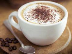Cut the caffeine
