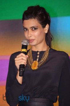 Diana Penty stuns during New Micromax Mobile Launch