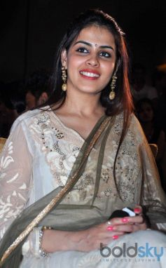 Genelia D'Souza at Lai Bhari Music Launch