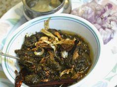 Hot & Spicy Gongura Pachadi Recipe
