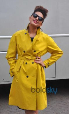 Huma Qureshi stuns at Femina Magazine Cover Photo Shoot
