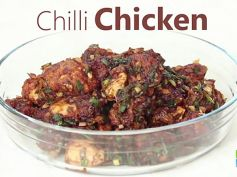 Indian Style Chilli Chicken Recipe with Video