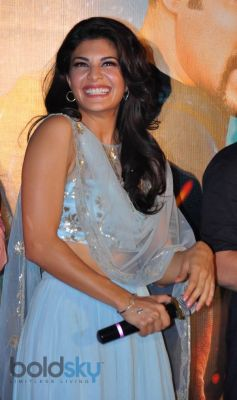 Jacqueline Fernandez at Kick Trailer Launch