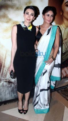 Kareena, Karishma Kapoor stuns at Lekar Hum Deewana Dil Music Launch