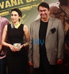 Karishma Kapoor stuns at Lekar Hum Deewana Dil Music Launch