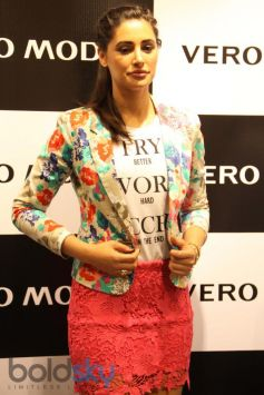 Nargis Fakhri stuns at High Street Fashion Store Launch