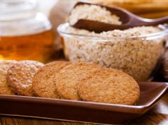Oatmeal Digestive Biscuits